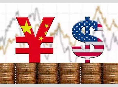 中美最新消息 今天中国特美国报道中国最新新闻大消息在贸易上反制美国