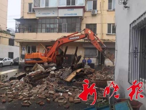 哈尔滨市曝光13处违建投诉 确定为违建将拆除