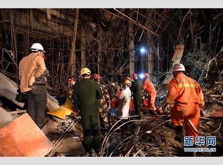 湖北麻城脚手架坍塌致9死事故通报 事故调查组已进驻