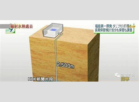 日本把核废水排进太平洋 会怎样