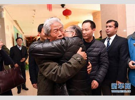 滞留印度54年老人王琪回国首日 见了谁 干了啥
