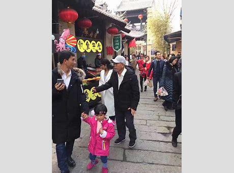 54年后老兵王琪回国 将带家人定居中国