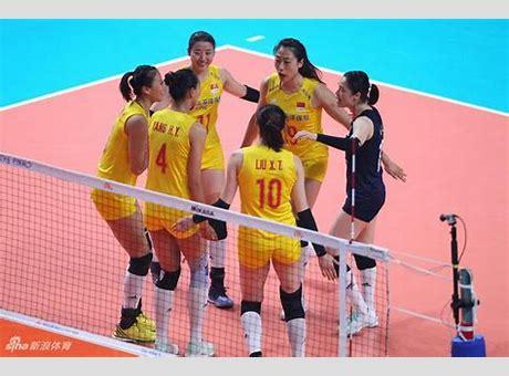 排球奥运资格赛 女排奥运预选赛